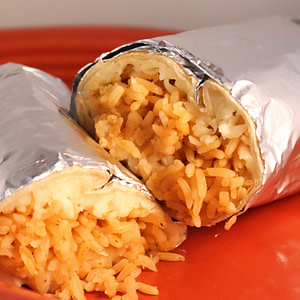 Kids Burrito