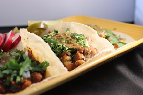 Taco Home Made Tortilla